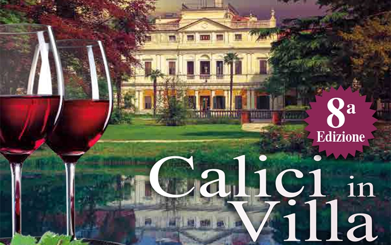 Calici in Villa 2017: Distilleria Zamperoni sempre presente