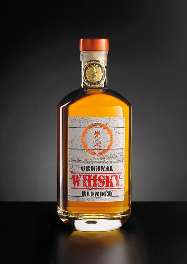 Whisky Blended 3 years old